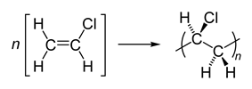 The polymerisation of vinyl chloride