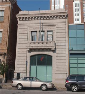 Paca Street Firehouse