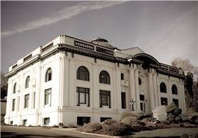 Pacific County Courthouse, South Bend