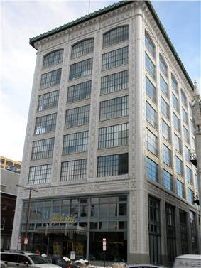 Packard Motor Corporation Building