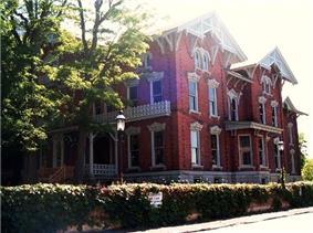 Paddock Mansion