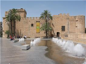 Altamira Castle in Elche