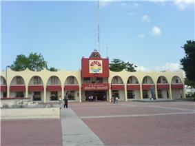 Municipal Hall, Cancun