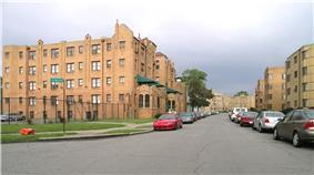 Palmer Park Apartment Building Historic District