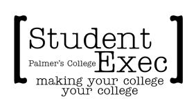 The Palmer's College Student Exec Logo.