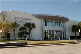 Panama City's city hall in November 2013.