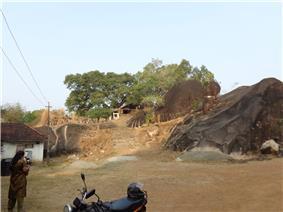 Pandavanpara a view.JPG