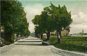Panemunė between 1900-1906