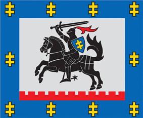 Flag of Panevėžys County