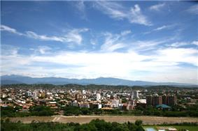 Cúcuta skyline