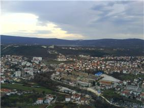 Panorama photo of Široki Brijeg