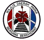 Official seal of Papar