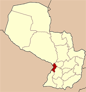 Central shown in red