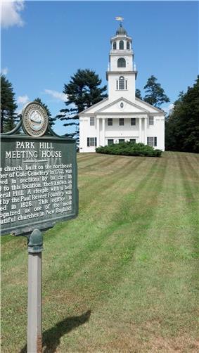 Park Hill Meetinghouse
