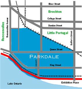 Parkdale neighbourhood