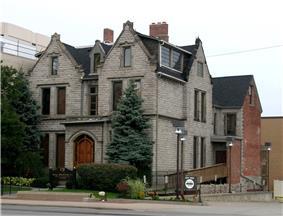 Thomas A. Parker House