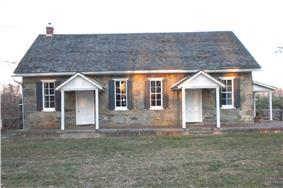 Parkersville Friends Meetinghouse