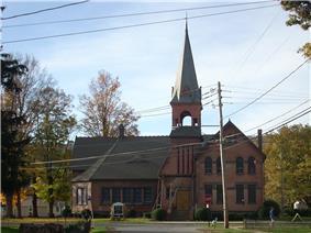 Parkhurst Memorial Presbyterian Church