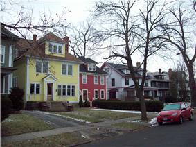 Parkside East Historic District