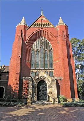 Parkville - University of Melbourne (Trinity College Chapel).jpg