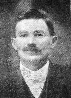 Portrait of David Whitmer