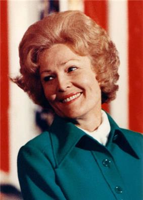 Portrait of Pat Nixon