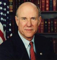 Pat Roberts congressional portrait