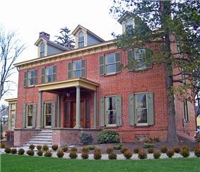 Patchett House
