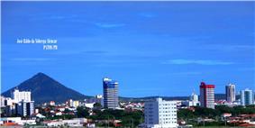 Vista Parcial da Cidade de Patos-PB