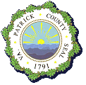 Seal of Patrick County, Virginia