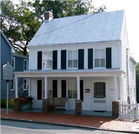 Patsy Cline House
