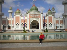 Central Mosque of Pattani