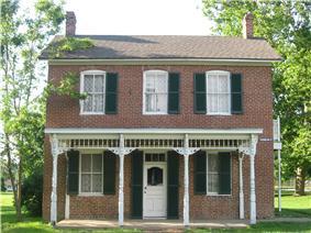 Paul Dresser Birthplace