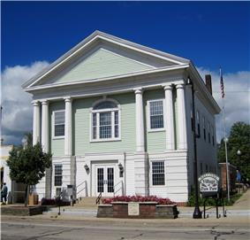 Paw Paw City Hall