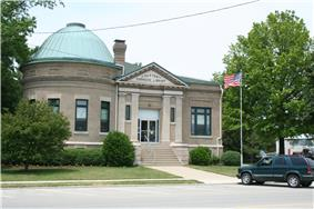 Paxton Carnegie Public Library