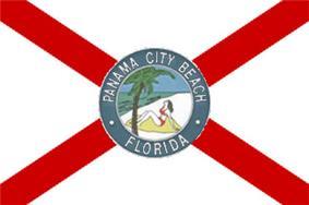 Flag of Panama City Beach