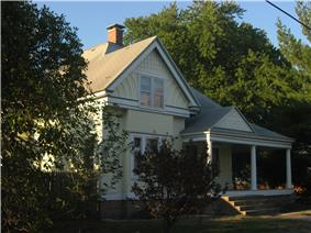 Pearl and Bess Meyer House