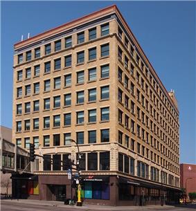 Pence Automobile Company Building