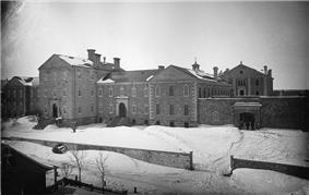Saint-Vincent-de-Paul Penitentiary in 1884