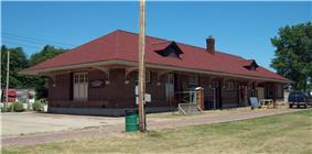 Pennsylvania Railroad Station