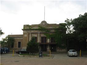 Pennsylvania Railroad Station-Wilkinsburg