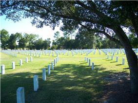 Barrancas National Cemetery