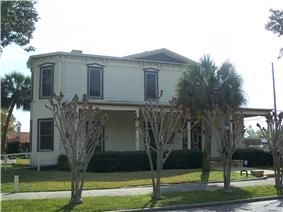 Charles William Jones House
