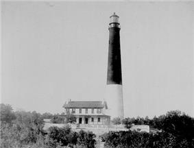Pensacola Lighthouse and Keeper's Quarters