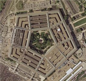 Pentagon Office Building Complex