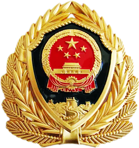 badge of People's Armed Police