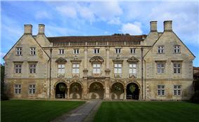 The Second Court of Magdalene College, Cambridge