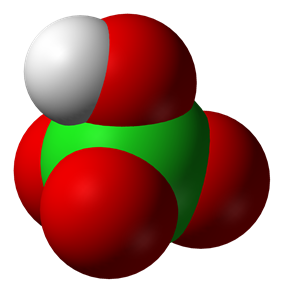 Perchloric acidHydroxidotrioxidochlorine