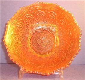 Example of a Fenton Persian Medallion bowl