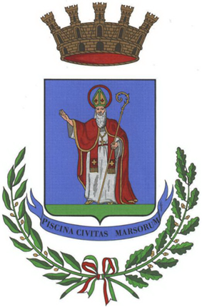 Coat of arms of Pescina